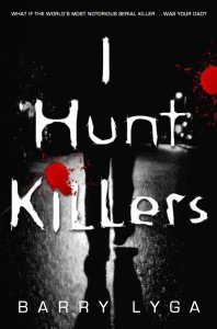 BOOK COVER I Hunt Serial Killers