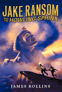 James Rollins Howling Sphinx