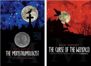 Rick Yancey books