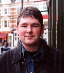Darren Shan athor photo